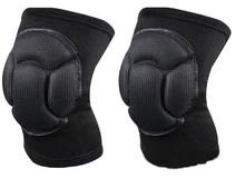 Sport Elastic Sponge Foam Kneecap Knee Pad Protector Support Football Basketball