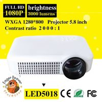 Projector mobile phone trade assurance supply advertising led projector lamp