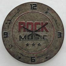 metal retro bar wall clock buy online