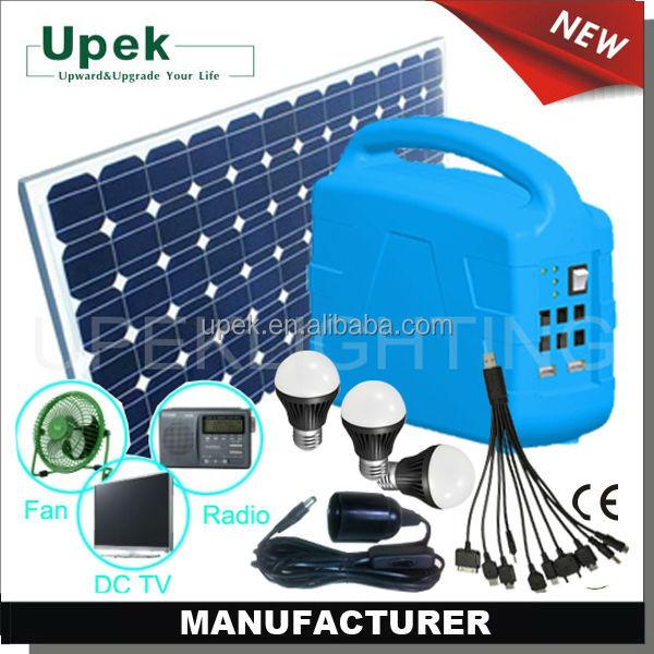 solar energy kit for whole