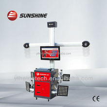 SUNSHINE 3D wheel alignment equipment,automotive equipment