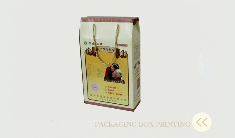 display de papelão de embalagem de papel caixa do pacote
