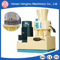 Professional industrial used biofuel large hard wood pellet machine with durable spare parts