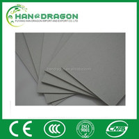 War Dragon Recycled mixed pulp 300 gsm paper duplex board grey back