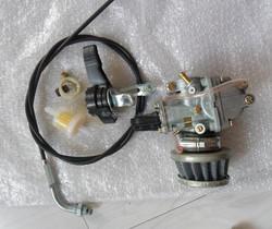 2 stroke 66cc Motorised Push bike bicycle engine kit/cylinder head and body