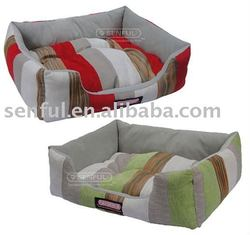 Shenil fasionable pet soft bed