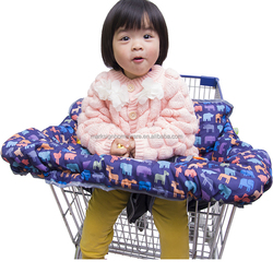 Machine Washable Shopping Cart Cover/High chair cover