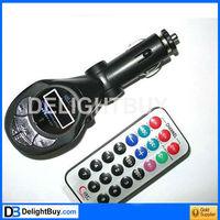 Car MP3 Player FM Transmitter USB Pen Drive/SD/MMC Slot