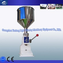 2015 hot sell stainless steel aseptic filling machine