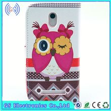 China Wholesale customized design OEM/ODM Pu Leather Case for Sony s lt26i