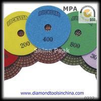 diamond hand polishing pads From Shine Peak