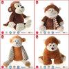 Hot sale good quality monkeys stuffed animals kids toys 2016 new products