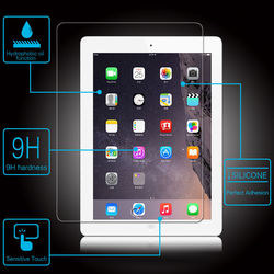 For ipad mini screen protector 9h for ipad mini touch screen for ipad tempered glsas