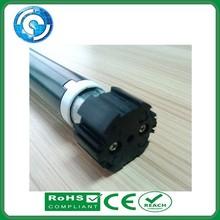 Roller blinds curtain motors