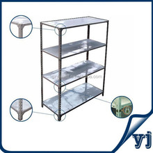 Light duty industrial shelving/metal storage racking/warehouse storage racks manufacturers