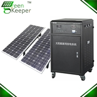 2015 Hot sell CHL solar panel system for home electricity