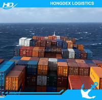sea freight service shipping from guangzhou to BARCELONA