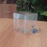 Clear Pvc Cupcake Box