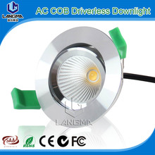 high lumens 7W Ceiling Led Downlighting CE,Rohs approved AC85-265V outdoor lighting led downlight chinese distributor