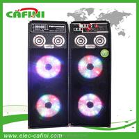 10inch professional stage speaker with SD FM radio USB Bluetooth 2.0 stage speaker