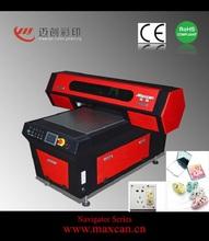 High Speed Digital UV Printer Maxcan F600G Ricoh Print Head Flatbed Printer with UV Led lights