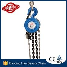 small size 2T HSZ chain blocks