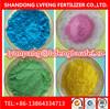 100% water soluble compound fertilizer NPK 7-6-40 foliar