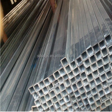 70mm diameter 150mm diameter 6 inch galvanized pipe Steel Hollow sections/ 38mm Square pipe / steel profile/ SHS