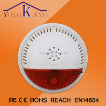 household kitchen use Natural Gas and CO Detector with LCD display