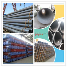 Black steel seamless pipe shedule 40 ASTM A 53, ASTM STANDARD Carbon Steel Pipe cold hot rolled expanding steel tube