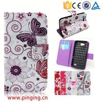 Alibaba express Wholesale Magnet Leather Case for LG Volt 2,for LG Volt 2 Mobile phone accessory