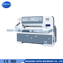 QZYX 920D High Performance Hydraulic Paper Guillotine for Cutting Books