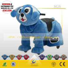Hot sale high quality walking animal rides/kid riding horse toy on wheels