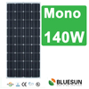 2015 China Best Price Mono Solar Panel 140W for small solar system