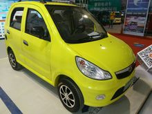 China electric hybrid passenger car with big space
