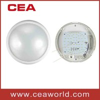 Factory price 8W 12W Round/Oval Waterproof IP65 CE/RoHS/EMC approved LED donw light LED ceiling light with motion Radar sensor