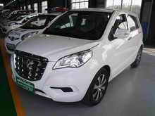 2015 New Environmental Protection Electric Car Sedan with Low Price 4 wheel electric suv car
