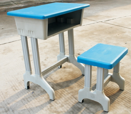 Guangzhou Combo School Desk And Chair Single Student Desk And Chair Nurse