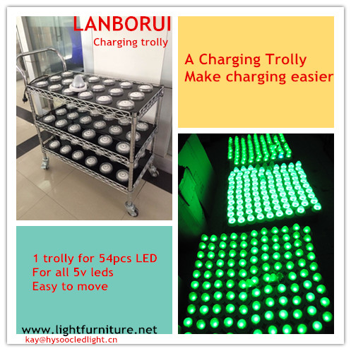 led furniture 2.5meters