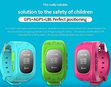Kids GPS Tracker Security Children Kids Smart Watch Mobile Watch Phones