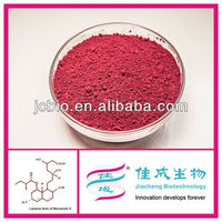 Natural Food Additives Red Fermented Rice For Candy Products
