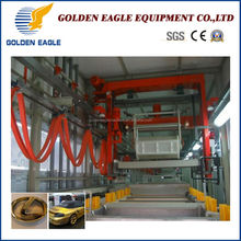 tube automatic electroplating line
