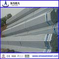 ASTM A500 4 pulgadas tubos de acero galvanizado, venta caliente!!