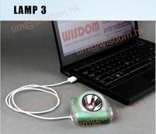 WISDOM LAMP 3 Tunneling LED Cordless Lamp/Bicycle Helmet Light/Bike Helmet Light With MSHA,ATEX,IP68