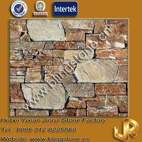 Natural Golden Quartz Ledge Stone