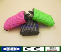 China famous brand types fabric polyester fishing line