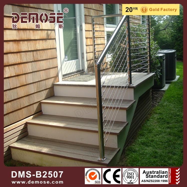 prefab outdoor metal stair railing design buy outdoor