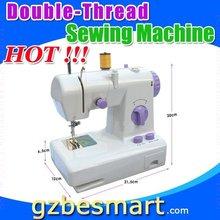 BM208 Multi-function Double-thread single needle lockstitch sewing machine