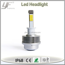 80w 16pcs philip lamps automatic headlight kit, super powerful headlight, h3 new led conversion kit