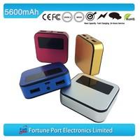 Latest 5600mAh battery extender case for phone